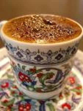 Türk Kahvesi (Damla Sakızlı)